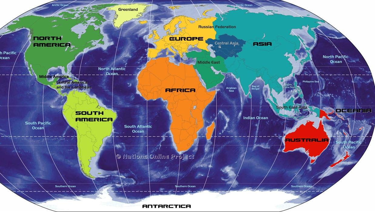 Despre Deplasarea Continentelor Anideșcoală Ro