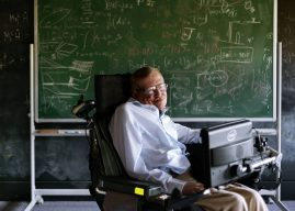 10 citate motivaționale de la Stephen Hawking