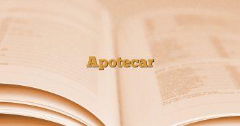 Apotecar