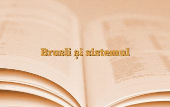 Brusli și sistemul