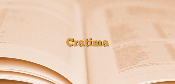 Cratima