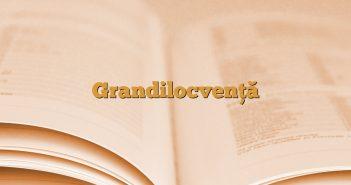 Grandilocvență