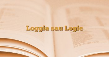 Loggia sau Logie