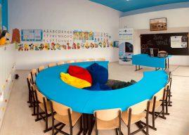 O sală de clasă ca acasă pentru elevii unui sat din Ialomiţa