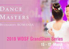 DanceMasters – primul Grand Slam