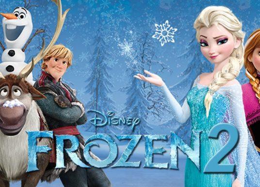 Trailer Frozen II: primele imagini din mult așteptata animație