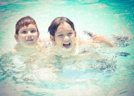 Două jocuri în apă pentru o zi cu prietenii, la piscină