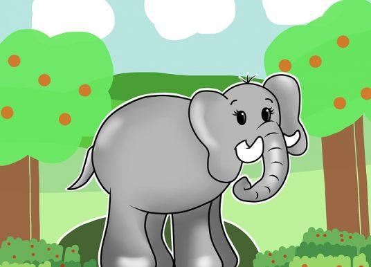 Furnica și elefantul
