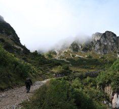 O poveste de viață, de pe munte